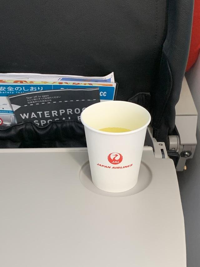 RAC705の搭乗レビュー写真