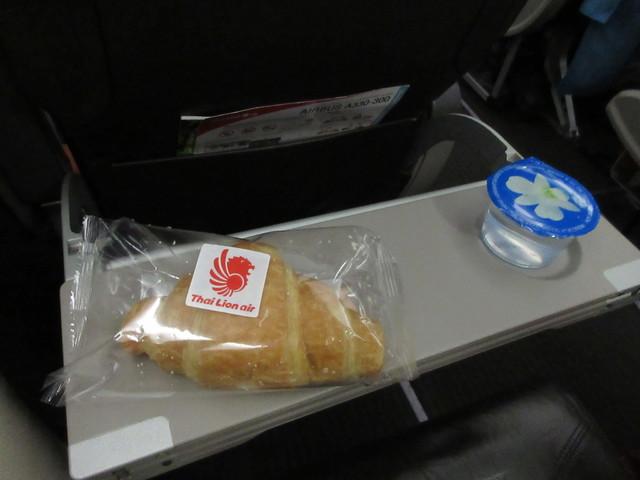 JT156の搭乗レビュー写真