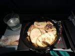 LA2461の搭乗レビュー写真