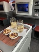 LA704の搭乗レビュー写真