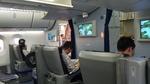 nh596の搭乗レビュー写真