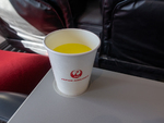 NU071の搭乗レビュー写真
