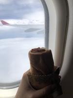 UL122の搭乗レビュー写真