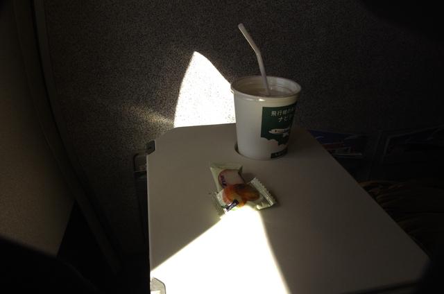 1120の搭乗レビュー写真