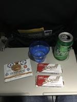 UA5407の搭乗レビュー写真
