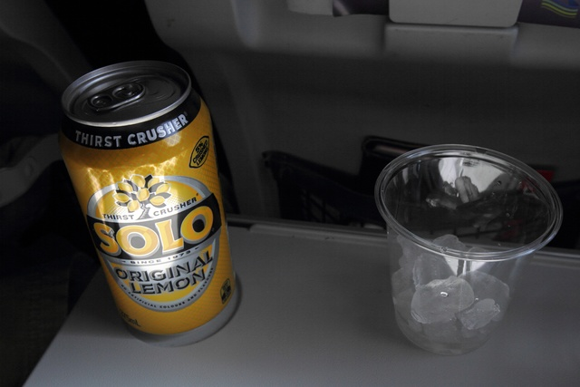 JQ660の搭乗レビュー写真