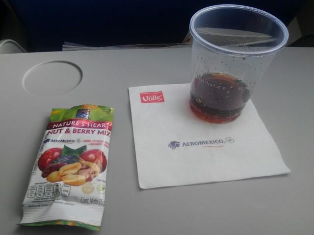 Am2637の搭乗レビュー写真