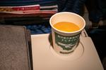 NH370の搭乗レビュー写真