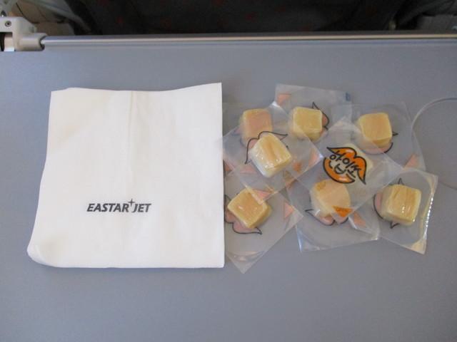 ZE603の搭乗レビュー写真