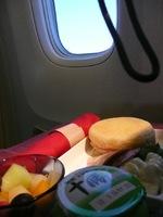 JL761の搭乗レビュー写真