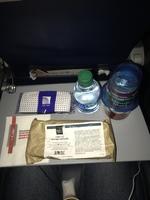 UA837の搭乗レビュー写真