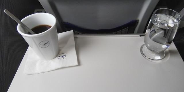 LH99の搭乗レビュー写真
