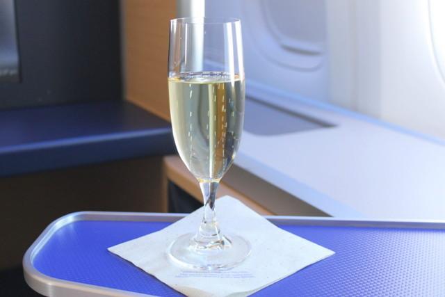 NH211の搭乗レビュー写真