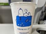 NH463の搭乗レビュー写真