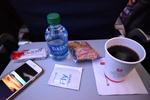 UA2265の搭乗レビュー写真