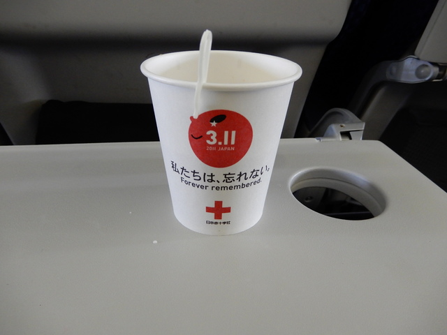 NH18の搭乗レビュー写真