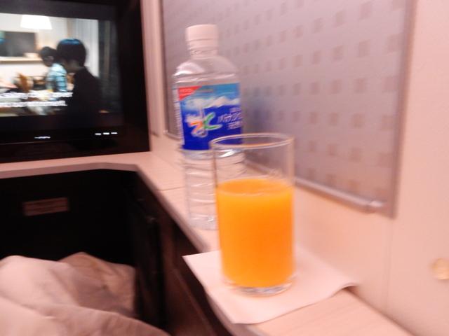 JL407の搭乗レビュー写真