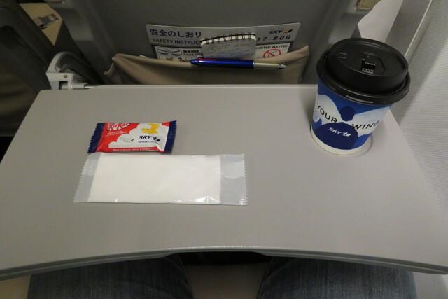 bc157の搭乗レビュー写真