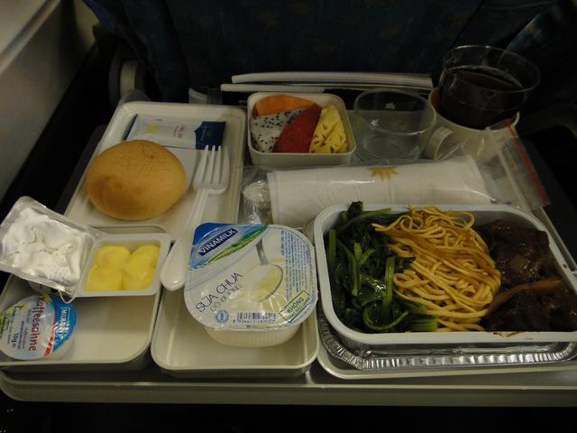 VN950の搭乗レビュー写真