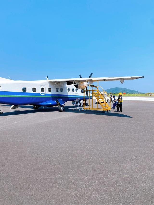 NC103の搭乗レビュー写真