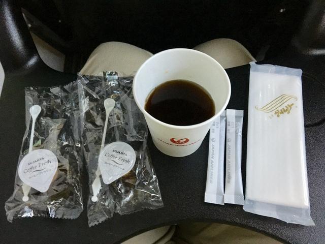 NU076の搭乗レビュー写真