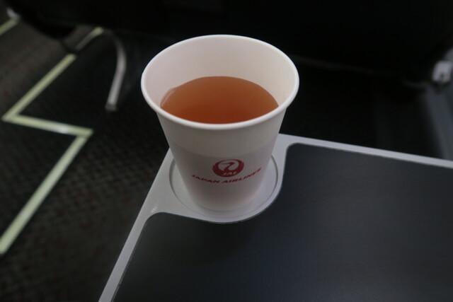 JL2415の搭乗レビュー写真