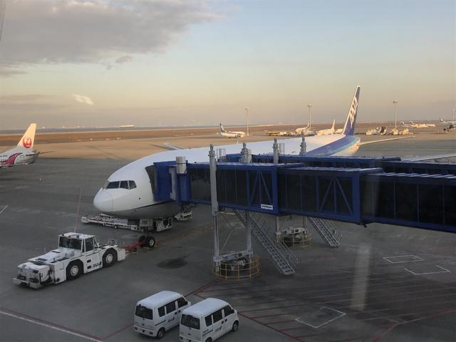 羽田 中部 国際 空港