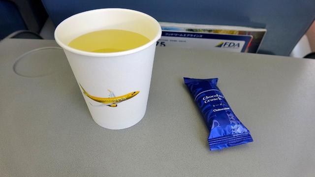 JH363の搭乗レビュー写真