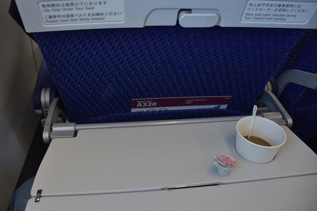 NH532の搭乗レビュー写真