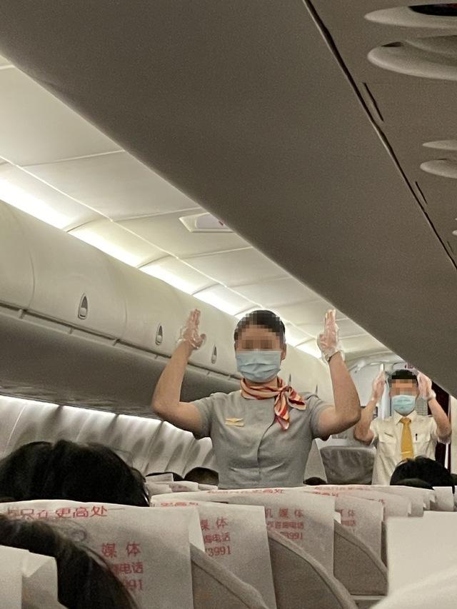 GX7867の搭乗レビュー写真