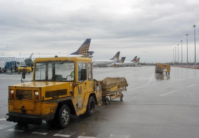 LH4182の搭乗レビュー写真
