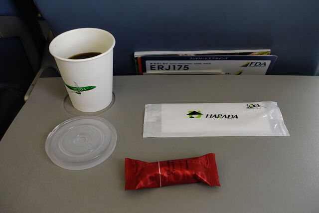 FDA304の搭乗レビュー写真