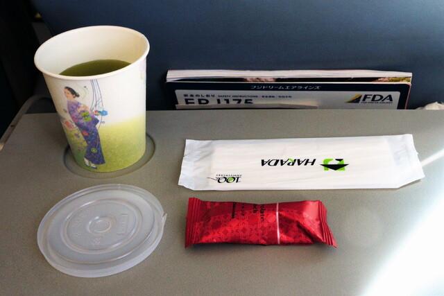 FDA212の搭乗レビュー写真