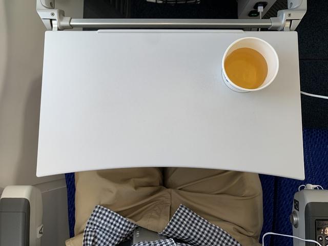 NH1115の搭乗レビュー写真