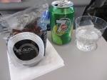 DY1550の搭乗レビュー写真