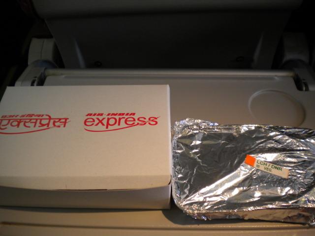 IX681の搭乗レビュー写真