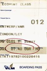 VG0101の搭乗レビュー写真
