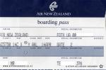 NZ5750の搭乗レビュー写真