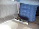 QG9743の搭乗レビュー写真