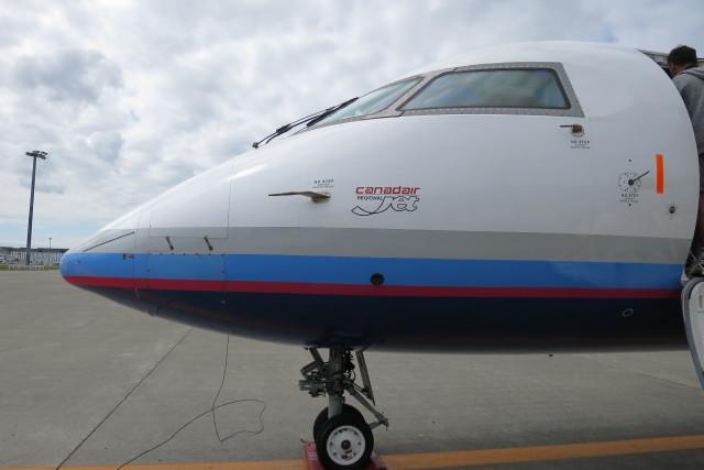 修行35 乗る事自体が楽しいCRJ200 - アイベックスエアラインズ (IBEX) 口コミ・評価