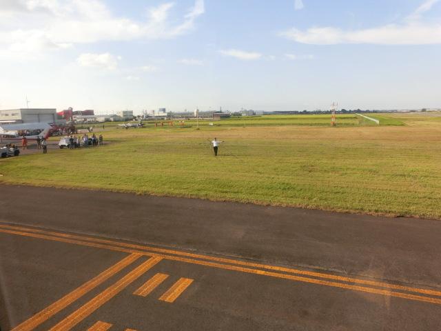体験搭乗第2の搭乗レビュー写真